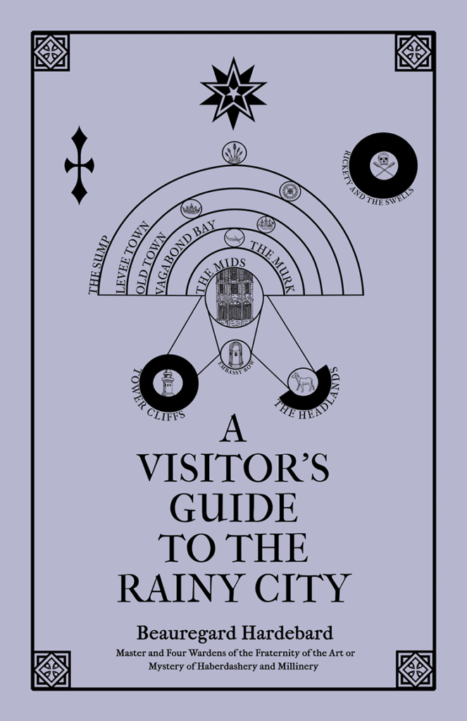 Cover to A VISITOR'S GUIDE TO THE RAINY CITY